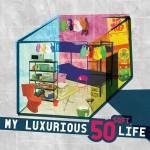 My luxurious 50 sqft life