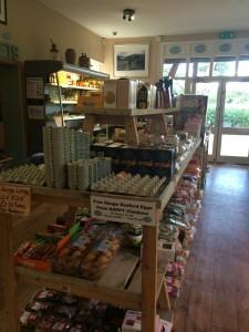 The Gosford Bothy Farm Shop