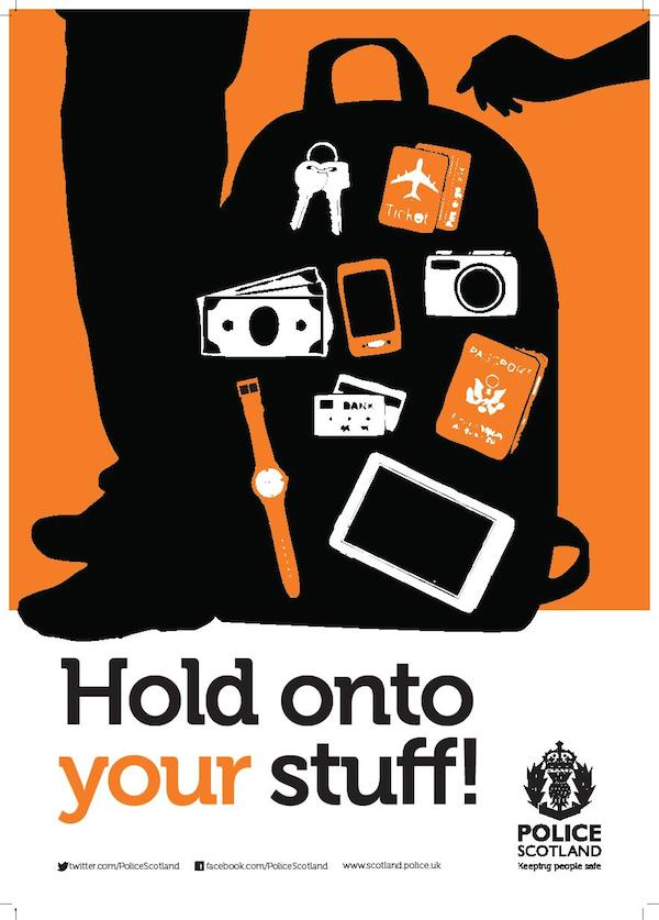 Hold Onto Your Stuff