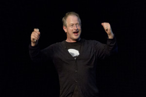 Robin Ince, Assembly Rooms, Edinburgh, 06 August, 2013