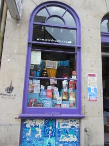 front window wp books