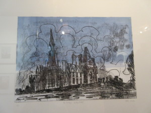 Fettes College by Otis Berry