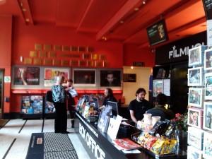 Filmhouse foyer
