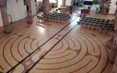 polwarth church labyrinth 2