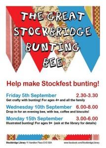 stockbridge bunting bee