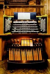 McEwan Hall organ