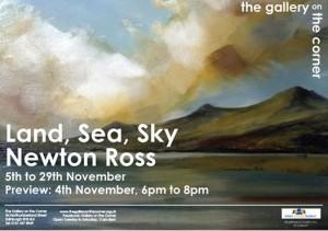 land sea sky - gallery on the corner