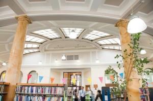 leith library interior