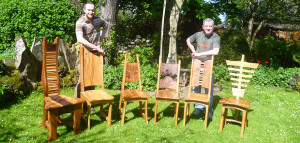 The Wood Neuk team - website image