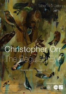 Beguiled Eye poster Christopher Orr