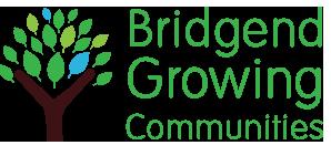 Bridgend Growing Communties logo