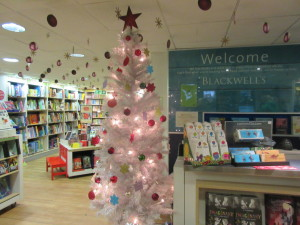 Children's Giving Tree at Blackwell's 2014