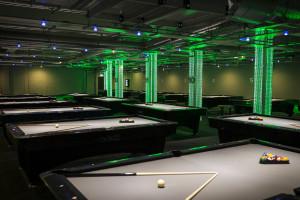 The Pool Hall
