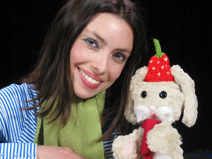 Tania and Lapin - Le Petit Monde