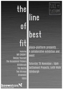 The Line of Best Fit poster