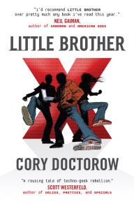 cory doctorow Little Brother