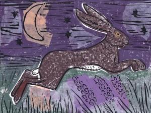freya's leaping hare