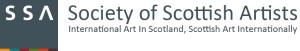 scottish society of artists logo