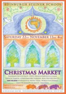 steiner market poster