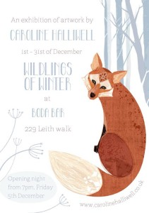wildings of winter poster