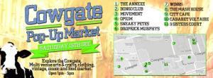 Cowgate Pop Up Market December 2014