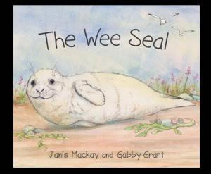 Janis Mackay The Wee Seal