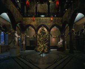 Portrait Gallery Christmas Tree