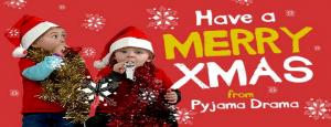 Pyjama Drama Christmas show at N Merchiston Club
