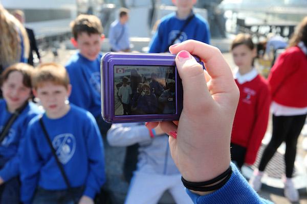 RBL Scotland at HMS Belfast