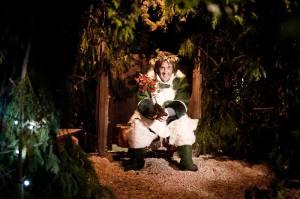 Secret Herb Garden Greenman Dec 2014
