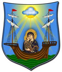 St Mary Star of the Sea logo
