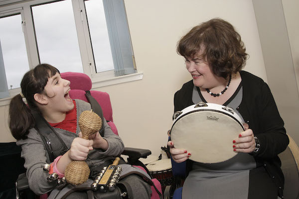 Susan Boyle Fans Choice Award - Therapy Session2