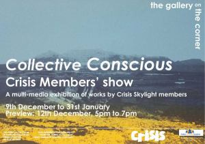 collective conscious at gallery on the corner Dec 2014
