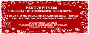 festive fitness at north merchiston club