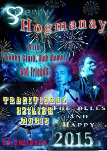 serenity hogmanay poster 2