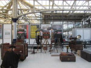 Station Stories in Aberdeen last week