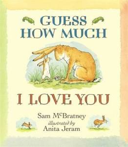 Guess How Much I Love You cover