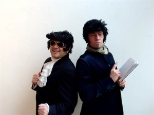Macastory - the Twa Rabbies - NMS January 2015