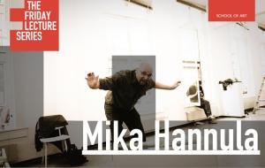 Mika Hannula - ECA Friday lecture series Jan 2015
