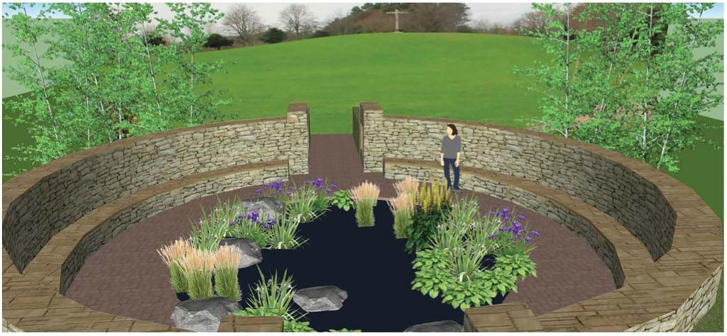 Mortonhall Memorial Garden Design 2