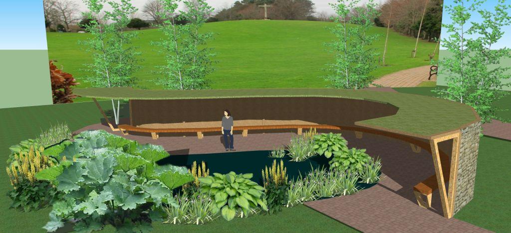 Mortonhall Memorial Garden Design 3