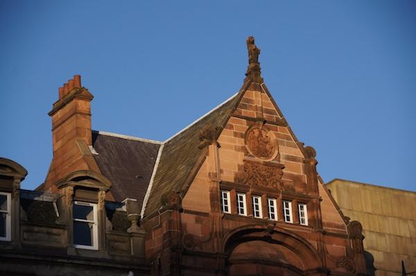 TER Edinburgh blue sky 3