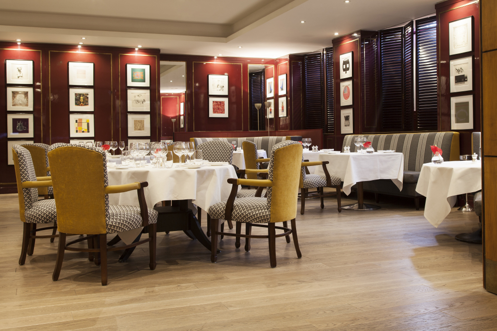 Pulleys Balmoral Hotel And Rest House : Exquisite dining at number one the edinburgh reporter