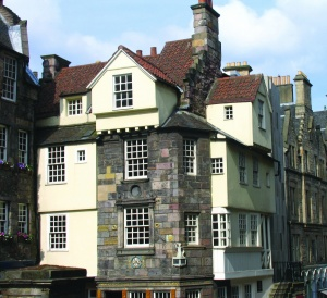 john knox house and the SSC