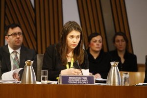 SP Children and Young People (Scotland) Bill