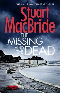 stuart macbride the missing and the dead book cover