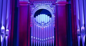 usher hall organ - get organised concerts