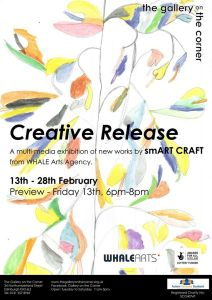 Creative Release at Gallery in the