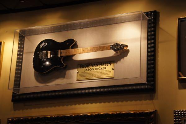 Hard Rock Cafe Van Ness San Francisco
