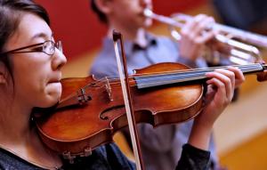 Edinburgh University Music Students concert March 2015